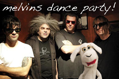 Melvins Dance Party!
